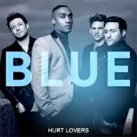 Cover Blue - Hurt Lovers