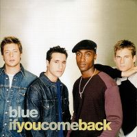 Cover Blue - If You Come Back