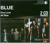 Cover Blue - One Love / All Rise
