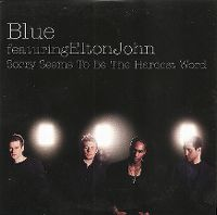 Cover Blue feat. Elton John - Sorry Seems To Be The Hardest Word