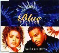 Cover Blue Fiction - When The Girl Dances