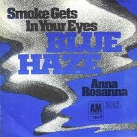 Cover Blue Haze - Smoke Gets In Your Eyes