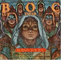Cover Blue Öyster Cult - Burnin' For You