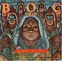 Cover Blue Öyster Cult - Burnin' For You