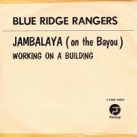 Cover Blue Ridge Rangers - Jambalaya (On The Bayou)
