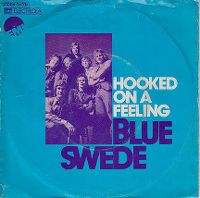 Cover Blue Swede - Hooked On A Feeling