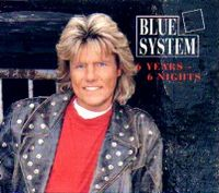 Cover Blue System - 6 Years - 6 Nights