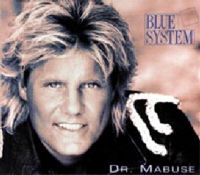 Cover Blue System - Dr. Mabuse
