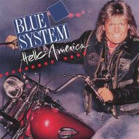 Cover Blue System - Hello America
