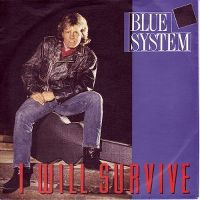 Cover Blue System - I Will Survive