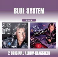 Cover Blue System - Seeds Of Heaven / Hello America