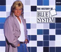 Cover Blue System - The History Of Blue System
