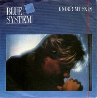 Cover Blue System - Under My Skin
