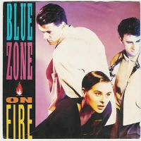 Cover Blue Zone - On Fire