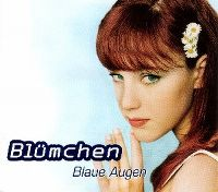 Cover Blümchen - Blaue Augen