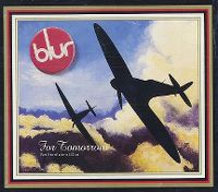 Cover Blur - For Tomorrow