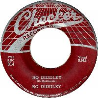 Cover Bo Diddley - Bo Diddley