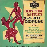 Cover Bo Diddley - Bo Diddley