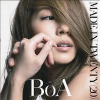 Cover BoA - Made In Twenty (20)