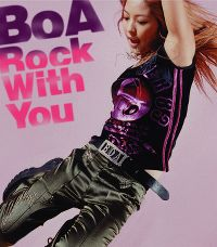 Cover BoA - Rock With You