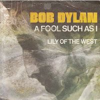 Cover Bob Dylan - A Fool Such As I