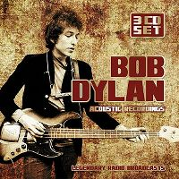 Cover Bob Dylan - Acoustic Recordings