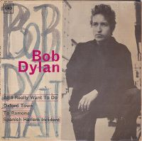 Cover Bob Dylan - All I Really Want To Do