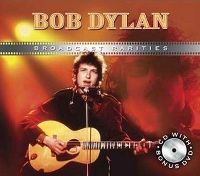 Cover Bob Dylan - Broadcast Rarities