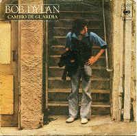 Cover Bob Dylan - Changing Of The Guards