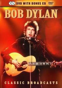 Cover Bob Dylan - Classic Broadcasts