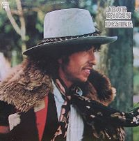 Cover Bob Dylan - Desire