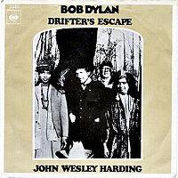 Cover Bob Dylan - Drifter's Escape