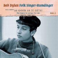 Cover Bob Dylan - Folksinger Humdinger Vol. 2