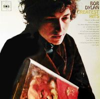 Cover Bob Dylan - Greatest Hits