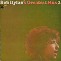 Cover Bob Dylan - Greatest Hits Vol.2