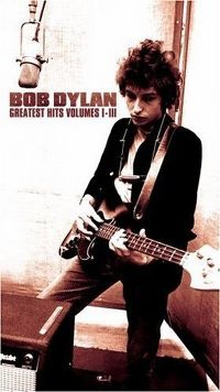 Cover Bob Dylan - Greatest Hits Vol. I-III