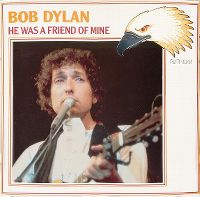 Cover Bob Dylan - He Was A Friend Of Mine
