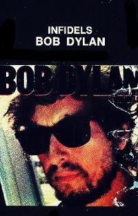 Cover Bob Dylan - Infidels