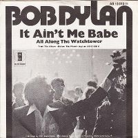 Cover Bob Dylan - It Ain't Me, Babe