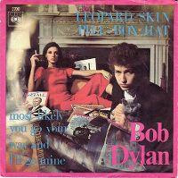 Cover Bob Dylan - Leopard-Skin Pill-Box Hat