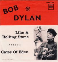 Cover Bob Dylan - Like A Rolling Stone