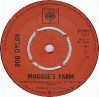 Cover Bob Dylan - Maggie's Farm