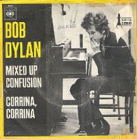 Cover Bob Dylan - Mixed-Up Confusion