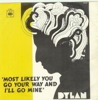 Cover Bob Dylan - Most Likely You Go Your Way (And I'll Go Mine)