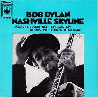 Cover Bob Dylan - Nashville Skyline Rag