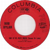 Cover Bob Dylan - One Of Us Must Know (Sooner Or Later)