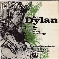 Cover Bob Dylan - One Too Many Mornings