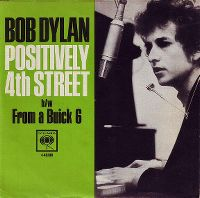 Cover Bob Dylan - Positively 4th Street