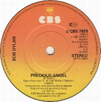 Cover Bob Dylan - Precious Angel