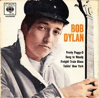 Cover Bob Dylan - Pretty Peggy-O